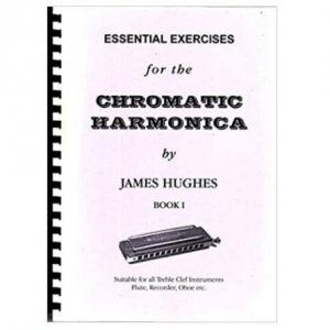 Essential Exercises for the Chromatic Harmonica Harmonicas Direct