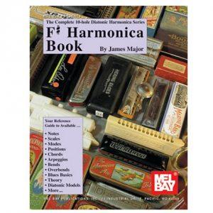 F Sharp Harmonica Book Harmonicas Direct
