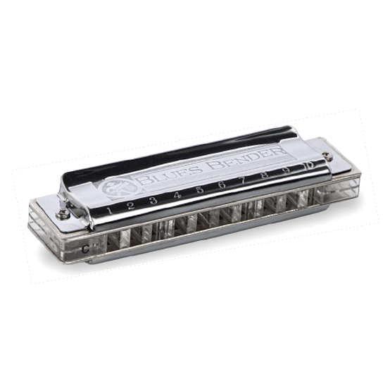 Hohner Blues Bender harmonica