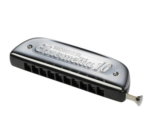 Hohner Chrometta Harmonicas Direct