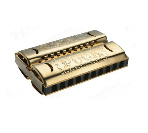Hohner Double Puck Harmonicas Direct