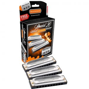 Hohner Special 20 Harmonica Pro Pack Harmonicas Direct