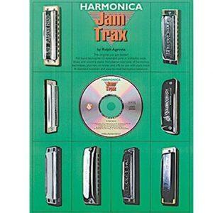 Jam Trax by Ralph Agresta Harmonicas Direct