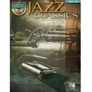 Jazz Classics Harmonicas Direct