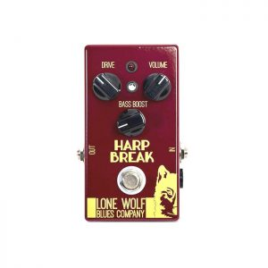 Lone Wolf Harp Break Harmonicas Direct