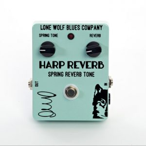 Lone Wolf Harp Reverb Harmonicas Direct