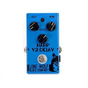 Lone Wolf Harp V2 Delay Harmonicas Direct
