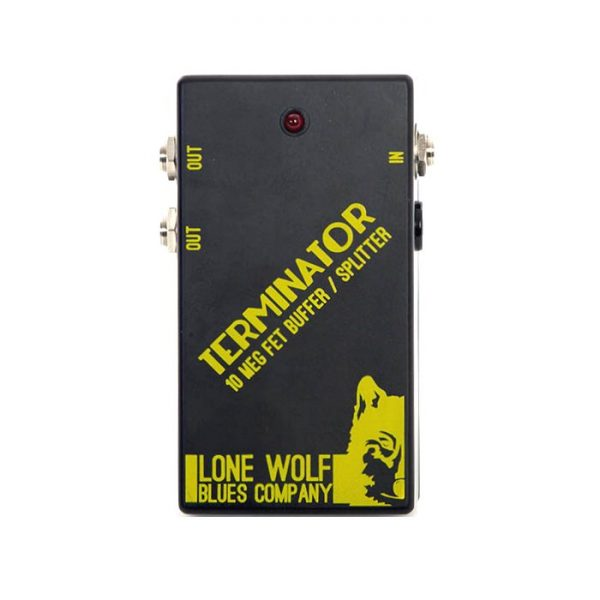 Lone Wolf Terminator Harmonicas Direct