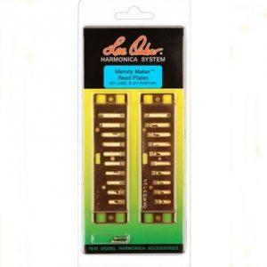 Lee Oskar Melody Maker Reed Plates Harmonicas Direct