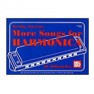 More Songs for Harmonica Harmonicas Direct