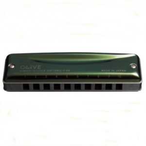 Suzuki Olive Harmonicas Direct