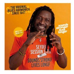 Seydel Orange T Shirt Harmonicas Direct