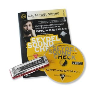 Seydel Orchestra S Beginners Pack Harmonicas Direct