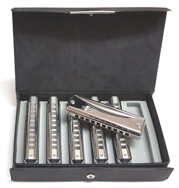 Suzuki Promaster Set Harmonicas Direct
