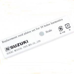 Suzuki Promaster MR350v Valved Reed Plates Harmonicas Direct