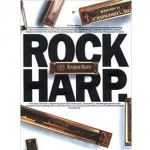 Rock Harp Harmonicas Direct