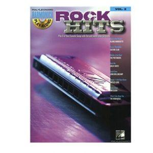 Rock Hits vol 2 Harmonicas Direct