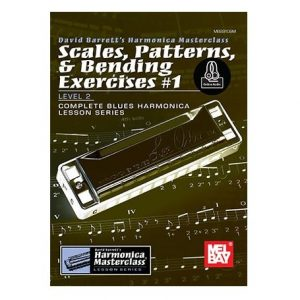 Harmonica Scales, Patterns and Bending