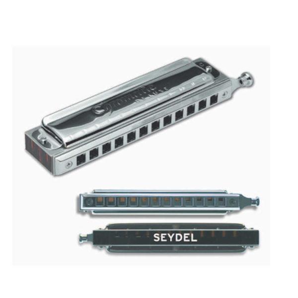 Seydel Chromatic Deluxe harmonica