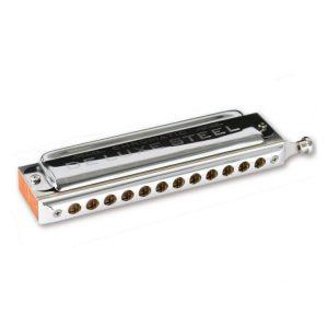 Seydel Chromatic Deluxe Steel Harmonicas Direct