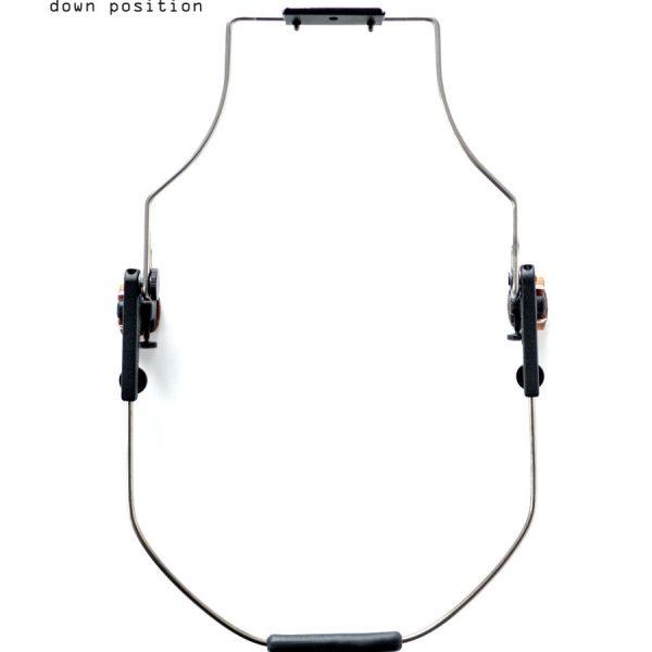 Seydel Gecko blues harp harness