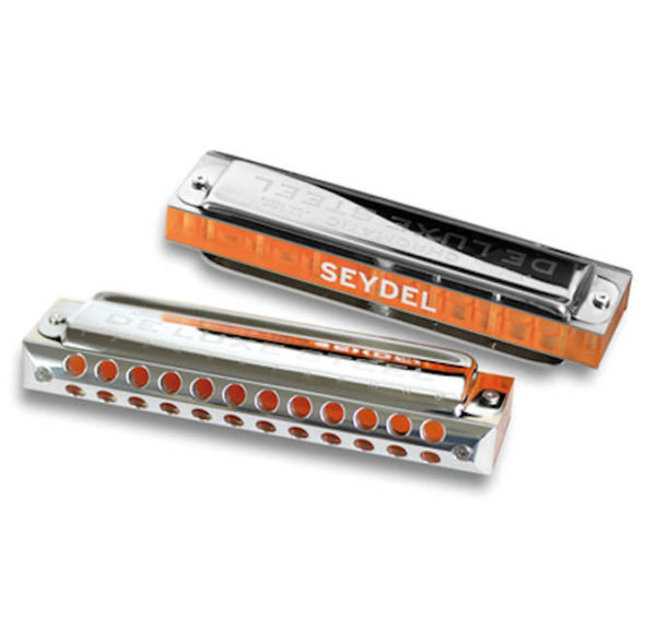 Seydel Nonslider Chromatic harmonica