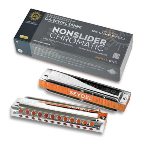 The slideless Nonslider chromatic by Seydel