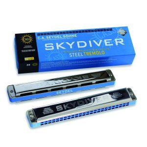 Seydel Skydiver Harmonicas Direct