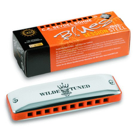 Seydel Wilde Rock Tuning Harmonicas Direct