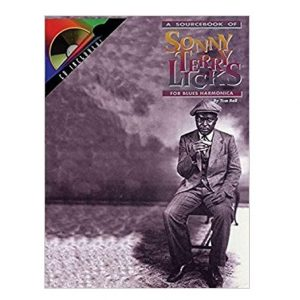 A Sourcebook of Sonny Terry Licks for Blues Harmonica Harmonicas Direct