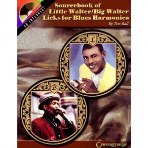 Sourcebook of Little Walter Big Walter Licks for Blues Harmonica
