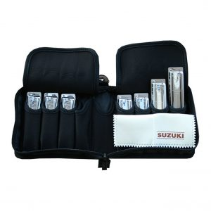 Suzuki Manji 7 and 8 Set Harmonicas Direct