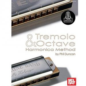 Tremolo Harmonica Books
