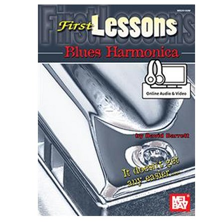Blues Harmonica First Lessons
