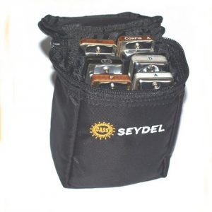 Seydel 6 Gigbag (belt bag) Harmonicas Direct