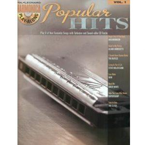 Popular Hits Harmonicas Direct